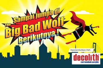 Pameran Buku Big Bad Wolf Book Sale Ditutup Wagub Jawa Timur