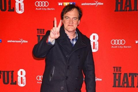 Quentin Tarantino Pastikan Pensiun Usai Buat Dua Film Lagi