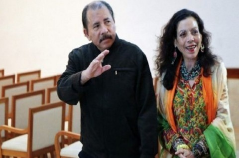 Pasangan Presiden Nikaragua dan Istri Diprediksi Menangi Pemilu