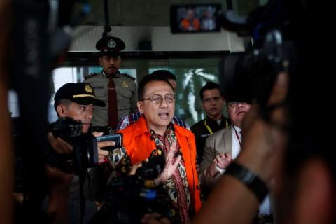 Hari Ini Pengadilan Tipikor Gelar Sidang Perdana Irman Gusman