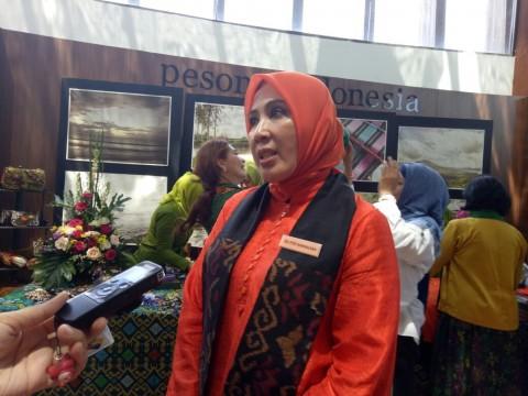 Istri Kapolri Kenalkan Budaya Indonesia ke Pendamping Delegasi Interpol