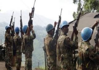 Ledakan di Kongo Tewaskan Tiga Pasukan Perdamaian India