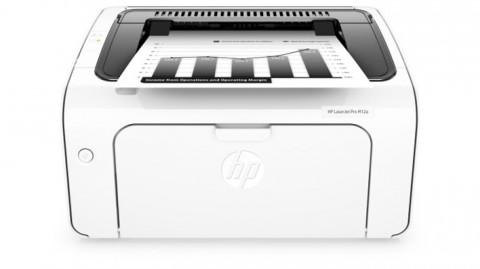 Printer Bisnis Skala Mikro HP LaserJet Pro M12 Hadir di Indonesia