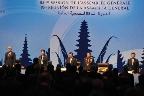 Interpol Prioritaskan Penanganan Tujuh Kejahatan