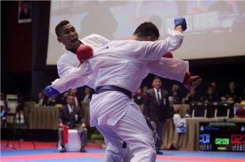Sebanyak 27 Negara Ikut Kejuaraan Karate Asia di Makassar
