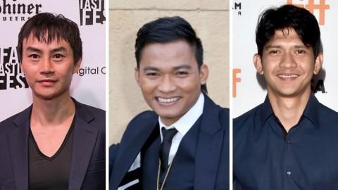 Iko Uwais, Tony Jaa dan Tiger Chen Bersatu di Film Triple Threat
