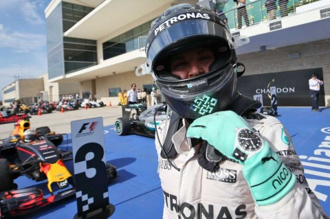 Rosberg Takkan Ikuti Permainan Hamilton