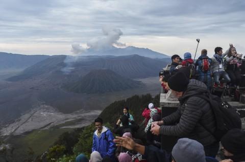 Wisata Gunung Bromo Kembali Dibuka