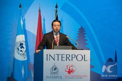 Hongwei Meng Terpilih sebagai Presiden Interpol