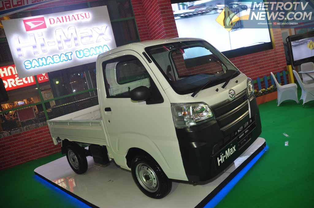 Keunggulan Pick Up Kecil Daihatsu Hi Max