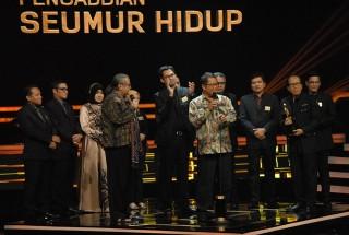Para Pemenang Anugerah KPI 2016