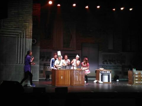 Bibap Jakarta 2016 , Pertunjukan Musikal Asal Korea yang 'Lezat'