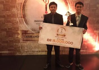 Cerita Pemenang Indocement Award 2016 Setelah Raih Penghargaan