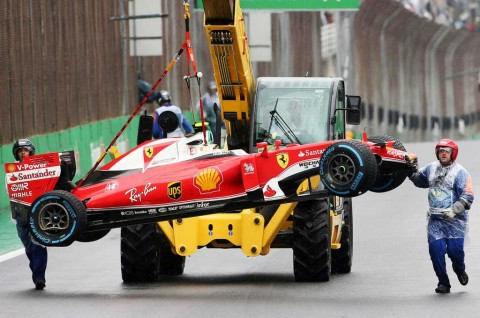 Ban Basah Pirelli F1, Kini Rawan <i>Aquaplaning</i>