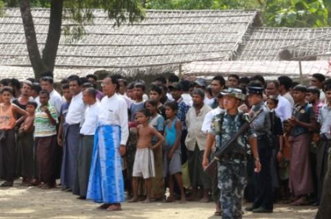 Aktivis Tuduh Tentara Myanmar Sengaja Bunuh Warga Sipil