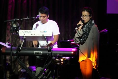 Eva Celia Buat Album Debut Tanpa Bantuan Indra Lesmana