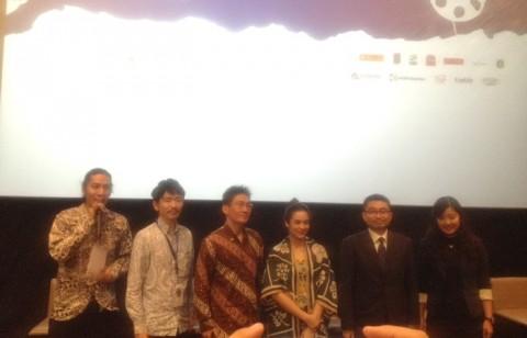 Chelsea Islan Bangga Jadi Duta Festival Film Jepang