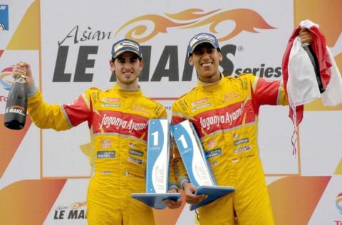 Sean Gelael Ingin Sukses di FIA World Endurance Championship Bahrain