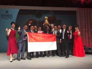 Ini Juara Kontes Mekanik Internasional dari Indonesia