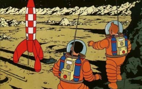 Pecahkan Rekor, Komik Tintin  Dijual 1,5 Juta Euro