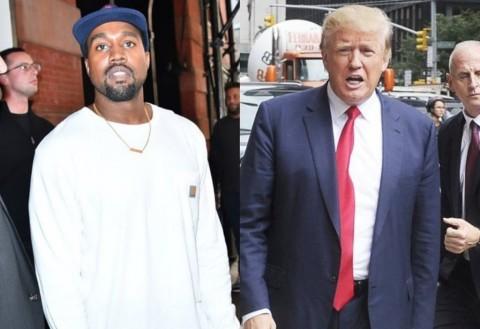 Kanye West Ingin Tampil di Acara Pelantikan Donald Trump