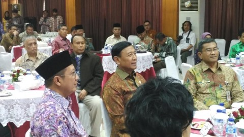 Wiranto: Kebijakan Bijak Muncul karena Banyak Komunikasi