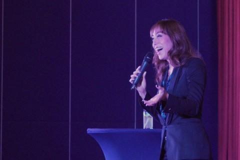 Melanie Maras, Komika Indonesia Bertarung Menuju Final Kompetisi Dunia
