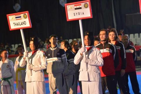 Ratusan Karateka dari 28 Negara Ikuti AKF Championship