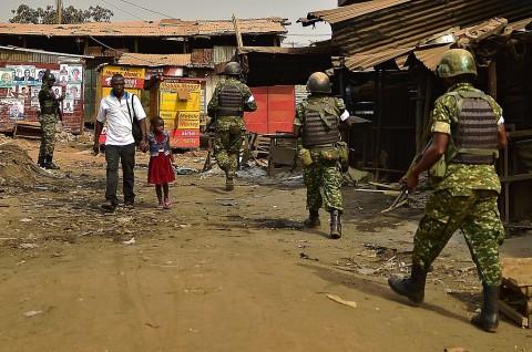Bentrokan Pasukan Uganda dengan Separatis Tewaskan 55 Orang