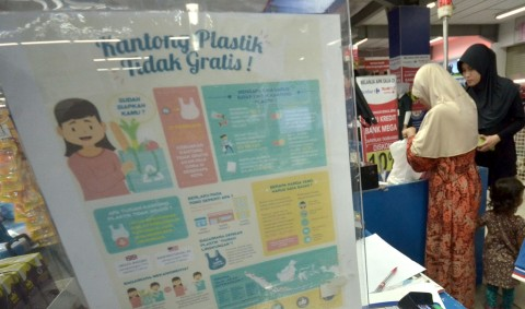 Pembahasan Cukai Plastik Molor ke Tahun Depan
