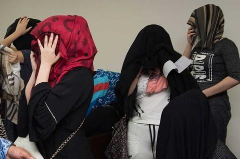 Langgar Dokumen Keimigrasian, 9 WN Maroko Dideportasi