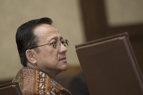 Hakim Tolak Eksepsi Irman Gusman