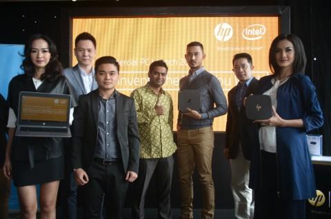 HP Luncurkan 3 Perangkat Untuk Pelaku Bisnis