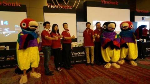 ViewSonic Boyong 3 Produk Baru ke Indonesia