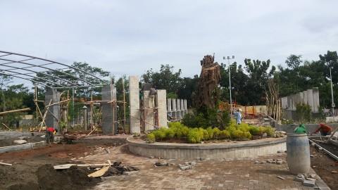Taman Kota Kendal Habiskan Rp4,6 Miliar