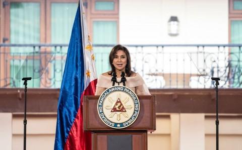 Wapres Filipina Putuskan Mundur dari Kabinet