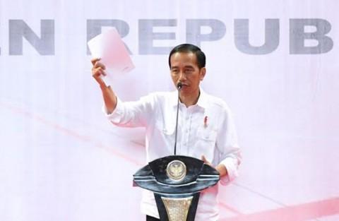 Presiden: Ada Sekitar 120 Juta Ha Tanah yang Harus Disertifikasi