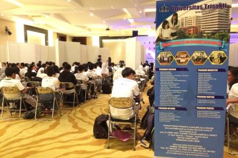 Semangat Baja Peserta Offline Test OSC With Avitex 2016