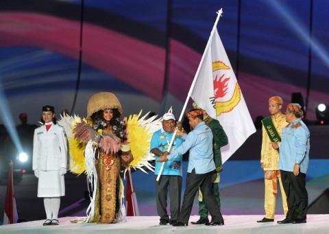 Gubernur Papua Puas dengan Pembangunan <i>Venue</i> PON