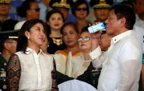 Kurangnya Kepercayaan dari Duterte Sebabkan Wapres Filipina Mundur