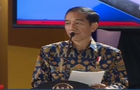 Jokowi Minta Tabungan Nasional Meningkat hingga 75% di 2019