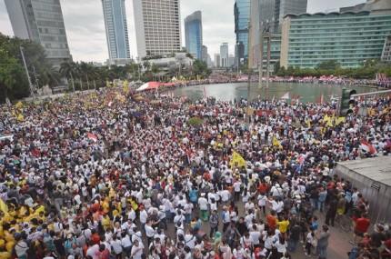 Idrus Marham Sebut tak Masalah ada Atribut Partai saat Acara #KitaIndonesia