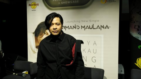 Armand Maulana Rilis Singel Sebelah Mata