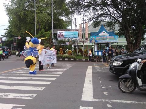 Sejumlah Aksi Turun ke Jalan Berlangsung di Solo