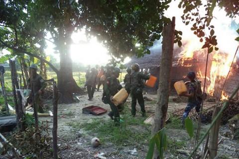Dubes Myanmar: Genosida di Rakhine Tuduhan Serius