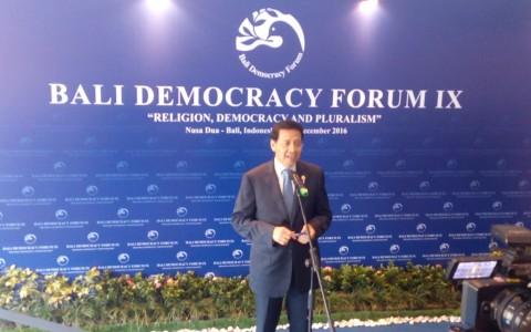 Isu Negara-Negara Eropa Bermunculan di BDF IX