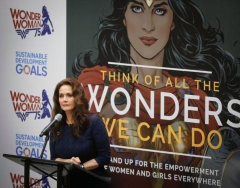 PBB Hentikan Kampanye Kesetaraan Gender dengan Ikon Wonder Woman