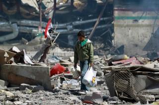 AS Pertimbangkan Ulang Dukungan Operasi Saudi di Yaman