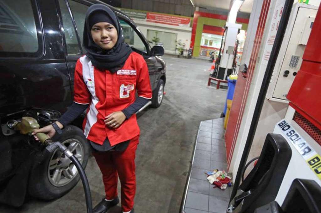 Ternyata kebiasaan mengisi bahan bakar tidak sampai tangki penuh dapat menyebabkan karatan di tangki bahan bakar. Doc MTVN
