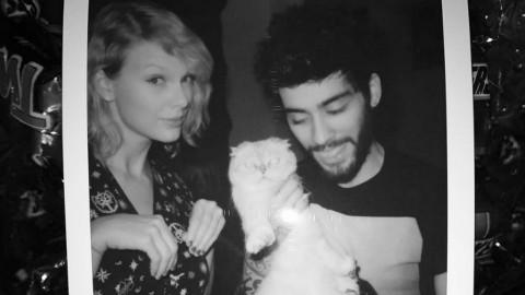 Peran Gigi Hadid di Proyek Duet Zayn Malik dan Taylor Swift